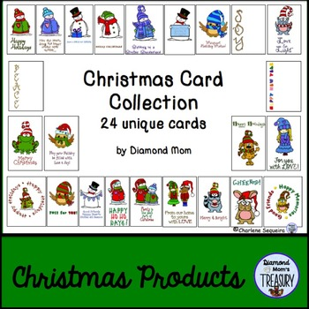 Christmas Card Collection