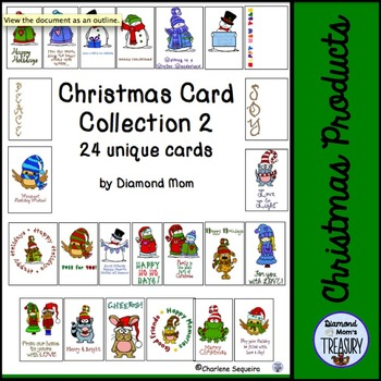 Christmas Card Collection 2