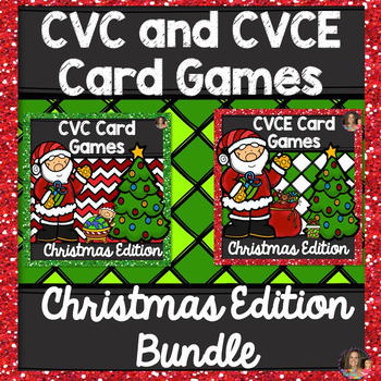 Christmas Card Games~ Bundle
