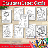Christmas Card Letter Writing Activity