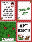 Christmas Card for Students