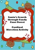 Christmas Cardinal Direction Activity