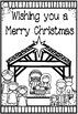 Christmas Cards ~ 2 sizes ~ Bible Theme