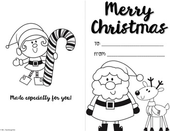 Christmas Cards FREEBIE