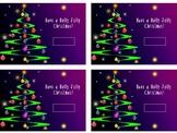 Christmas Cards Jolly Rancher
