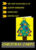 Christmas Cards - Paint Art Unit