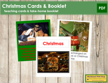 Christmas Cards and Booklet