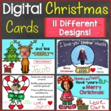 Christmas Cards for Parents Holiday Digital Ecards for Dis