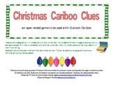 Christmas Cariboo Clues