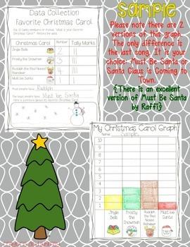 Christmas Carol Graph