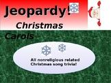 Christmas Carol Jeopardy