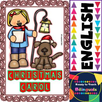 Christmas Carol Posters (FREEBIE)