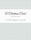 Christmas Carol Reader Response Journal