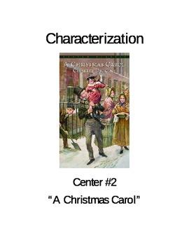Christmas Carol Stations