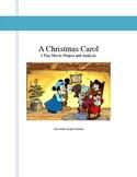 Christmas Carol Video/Text Analysis
