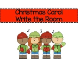 Christmas Carol Write the Room