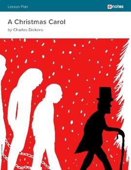 Christmas Carol eNotes Lesson Plan