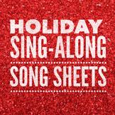 Christmas Holiday Caroling Song Sheets [Over 80 Songs!]