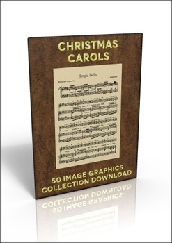 Christmas Carols - 50 Out of Copyright Christmas Sheet Music Songs to download
