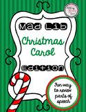 xmasinjulydollardeals Christmas Carols Mad Lib (Parts of Speech)