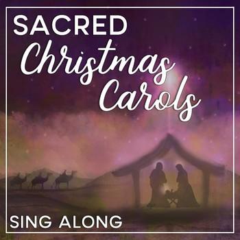 Christmas Carols (Sacred Set) Sing Along Editable PowerPoint