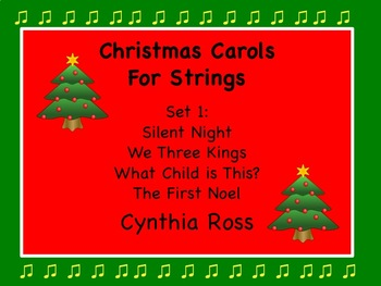 Christmas Carols for Strings