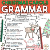 Christmas Carols Grammar Activities