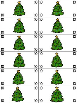 Christmas Cash!  Christmas Themed Classroom Management Reward Money