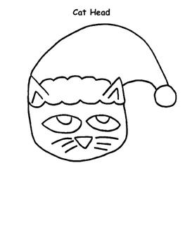 Christmas Cat Puppet