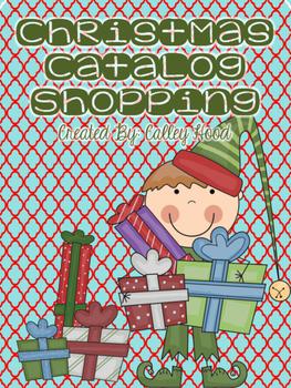 Christmas Catalog Shopping with decimals