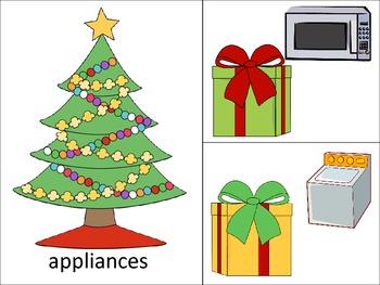 Christmas Categories
