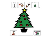 Christmas Categories, Describing, and Preposition for Spee