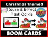 Christmas Cause and Effect BOOM Cards