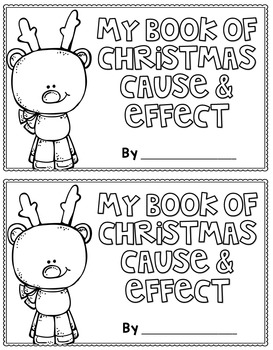 cause and effect of the christmas What happened cause effect worksheet what happened cause effect worksheet: match the cause to the effect answer key is included information: reading worksheet, basic reading worksheet, reading practice worksheet.