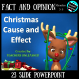 Cause and Effect Christmas Edition