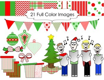 Christmas Celebration Clip Art