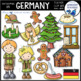 Christmas / Celebrations Around the World Clip Art BUNDLE