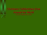Christmas Celebrations from Around the World- 12 out 191 Countries in the world