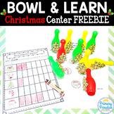 Christmas Center Freebie: Bowl & Learn