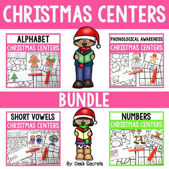 Christmas Centers Bundle