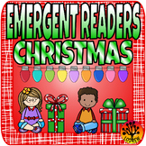 Christmas Emergent Readers Christmas Centers Activities Li