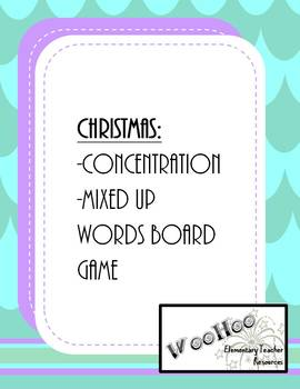 Christmas Centers: Games