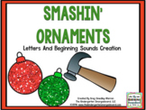 Christmas Centers: Smashing Ornaments Letters And Sounds!