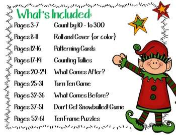 Christmas Centers, Sorts & Games