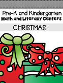 Christmas Centers and Activities for Pre-K/Kindergarten