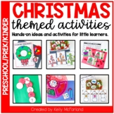 Christmas Centers and Activities for PreK