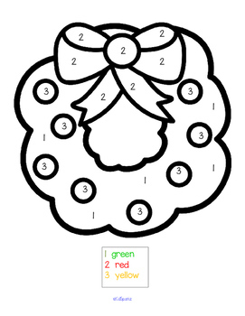 Christmas Theme Math and Literacy Centers, Printables and Activities Preschool
