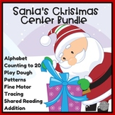 Christmas Centers for Pre-K and Kindergarten