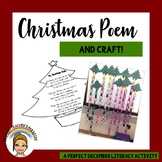 Christmas Chain + Poem Activity