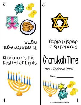Christmas, Chanukah, and Kwanzaa: Literacy Activities and Emergent Readers